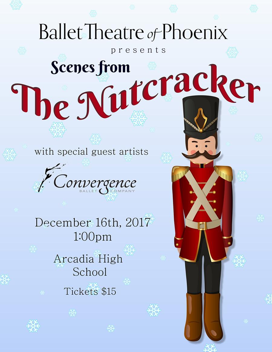 Nutcracker 2017 Poster