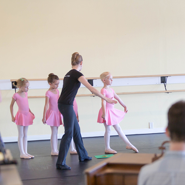 Childrens Summer Ballet Program