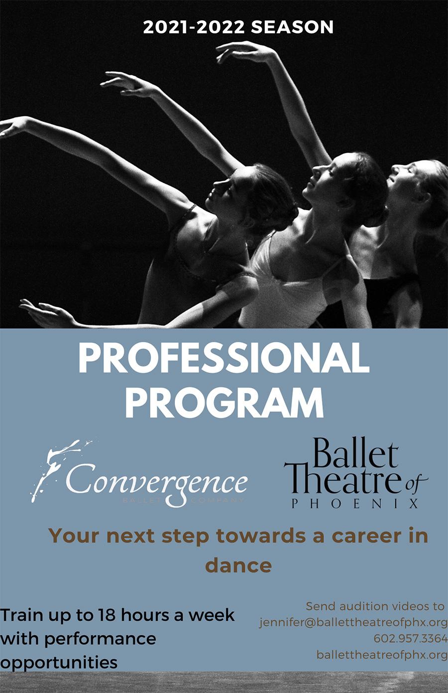 2021-2022 Professional Program